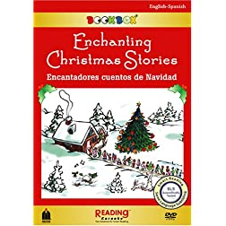 Enchanting Christmas Stories (BookBox)English-Spanish