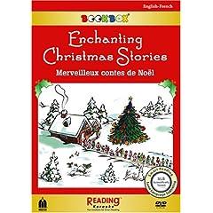 Enchanting Christmas Stories (BookBox) English-French