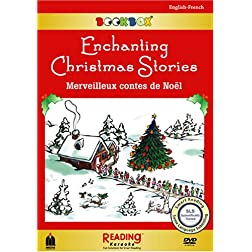 Enchanting Christmas Stories (BookBox) English-French