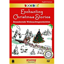 Enchanting Christmas Stories (BookBox) English-German