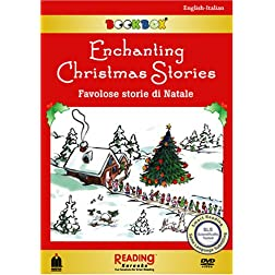 Enchanting Christmas Stories (BookBox) English-Italian