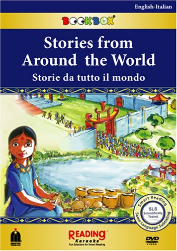 Stories from Around the World (BookBox) English-Italian