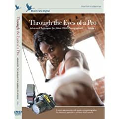 Through the Eyes of a Pro: Advanced Shooting Techniques for Nikon DSLR Photographers; Volume 1