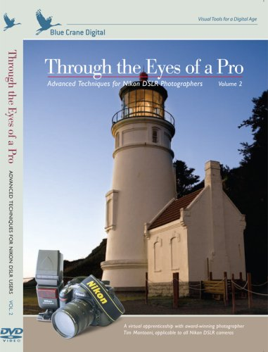 Through the Eyes of a Pro:  Advanced Techniques for Nikon DSLR Photographers; Volume 2