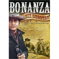 Bonanza Six Shooter Box Set