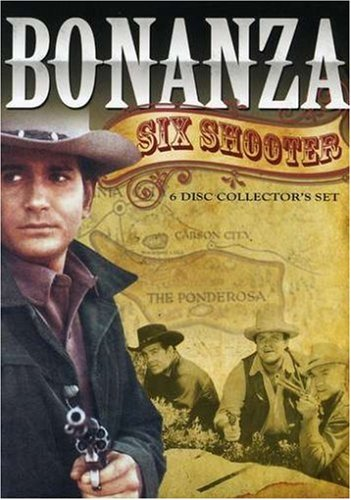 Bonanza Six Shooter Box Set