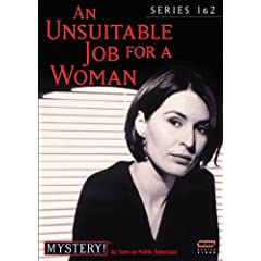 An Unsuitable Job for a Woman 1 and 2