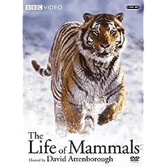 The Life of Mammals, Vol. 1-4