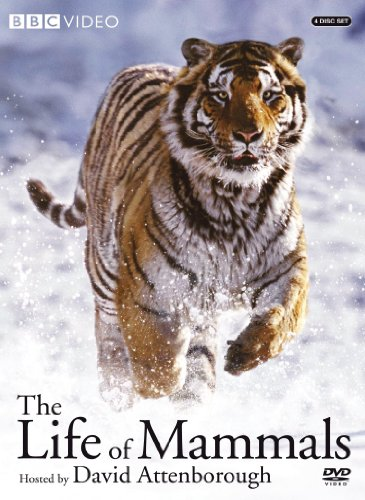 The Life of Mammals, Vol. 1-4