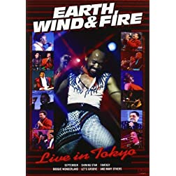 Earth, Wind & Fire: Live in Tokyo