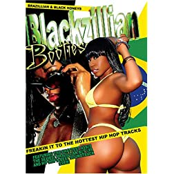 Blackzillian Booties