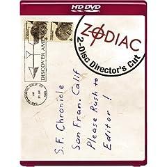 Zodiac (Two-Disc Director's Cut) [HD DVD]