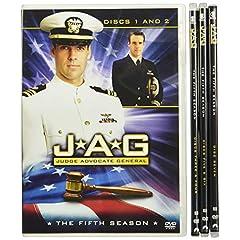 JAG (Judge Advocate General) - The Fifth Season