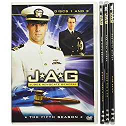 JAG (Judge Advocate General) - The Fifth Season