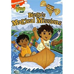 Go Diego Go! - Diego's Magical Missions