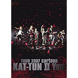 Tour 2007-Cartoon Kat-Tun II You