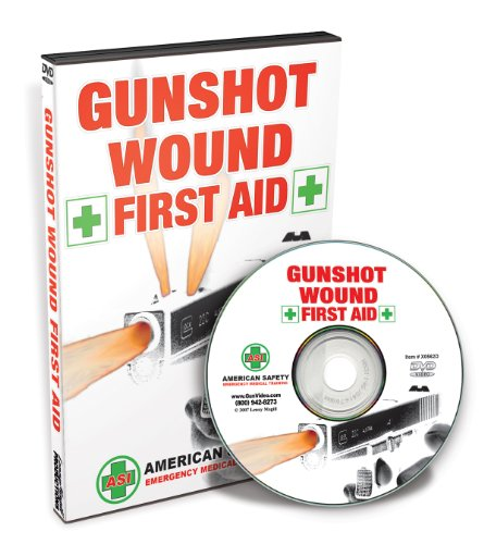 Gunshot Wound First Aid