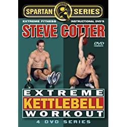 Steve Cotter Extreme Kettlebell Circuit Workouts For The Ultimate Warrior