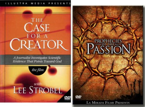 Case for a Creator & Prophecies of the Passion 2-DVD Set