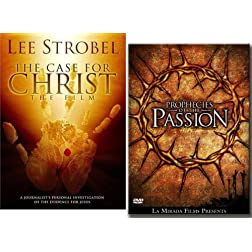Case for Christ & Prophecies of the Passion 2-DVD Set