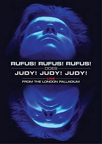 Rufus! Does Judy Live at the London Palladium