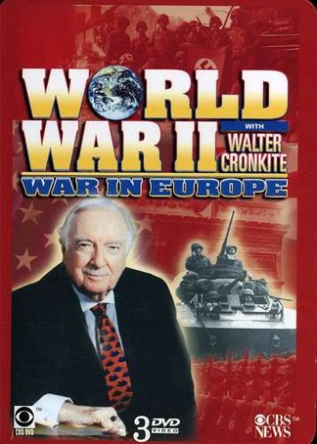 World War II With Walter Cronkite War In Europe
