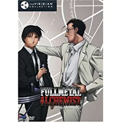 Fullmetal Alchemist, Volume 6: Captured Souls (The Viridian Collection)
