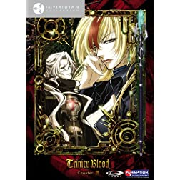 Trinity Blood: Chapter III - Viridian Collection