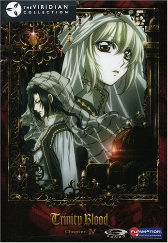 Trinity Blood: Chapter IV - Viridian Collection