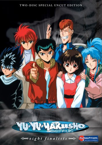 Yu Yu Hakusho: Eight Finalists (ep. 99-112)