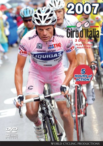 "Giro d'Italia 2007 ""The Killer Rides In!"""