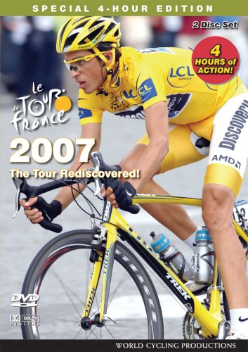 "Tour de France 2007 4-Hour ""The Tour Rediscovered"""