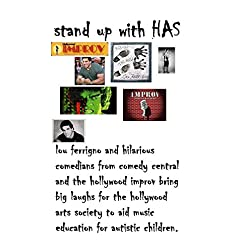 Stand Up with HAS