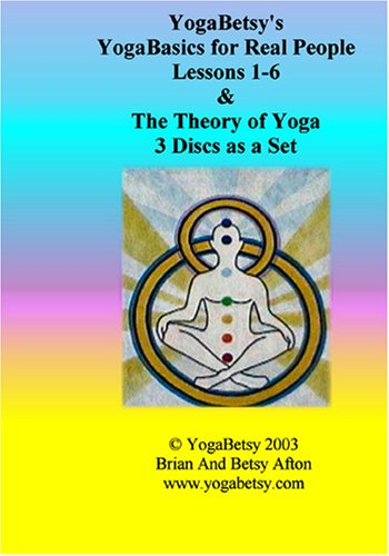 YogaBetsy's YogaBasics for Real People Complete Set