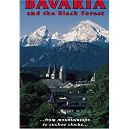 Bavaria and the Black Forest