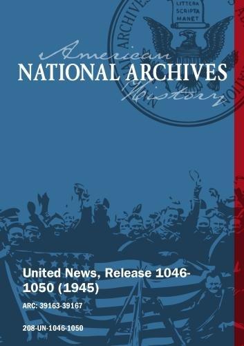 United News, Release 1046-1050 (1945) RHINE BARRIER SMASHED, ALLIES SPLIT GERMANY