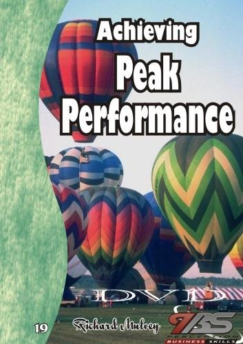 19 - Achieving Peak Performance by Richard Mulvey