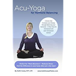 Acu-Yoga for Balancing Hormones