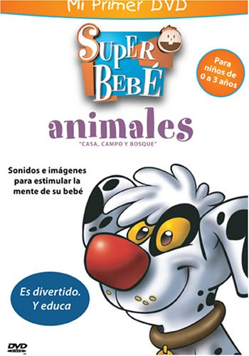 SUPER BABY ANIMALS/ Super Bebe Animales - SPANISH/PORTUGUESE