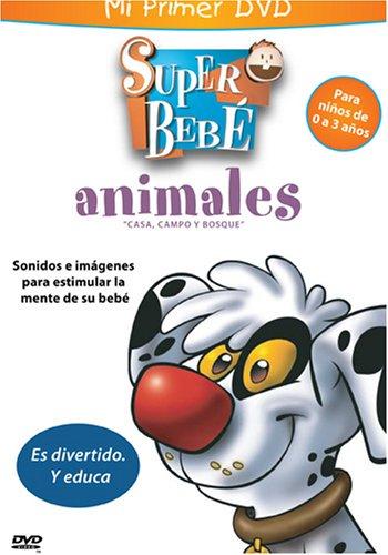 SUPER BABY ANIMALS/ Super Bebe Animales - SPANISH/PORTUGUESE