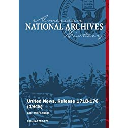 United News, Release 171B-176 (1945) JAPAN'S FINAL SURRENDER, INSIDE BOMBED JAPAN