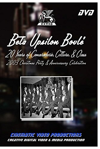 Beta Upsilon's 20th Anniversary