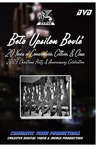 Beta Upsilon's 20th Anniversary