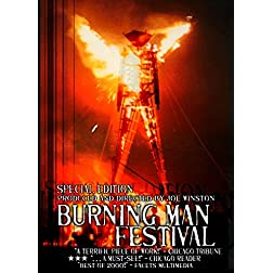 Burning Man Festival - Special Edition