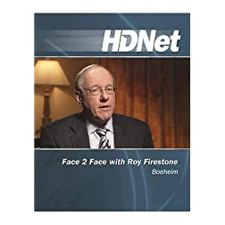 Face 2 Face with Roy Firestone: Boeheim [HD DVD]