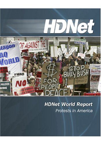 HDNet World Report: Protests in America [HD DVD]