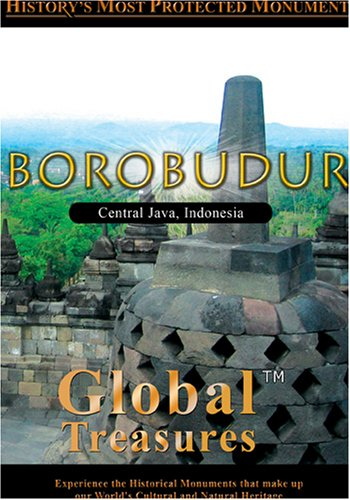 Global Treasures  BOROBUDUR Java, Indonesia