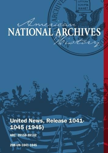 United News, Release 1041-1045 (1945) DRESDEN BLASTED, LEADERS VISIT WESTERN FRONT