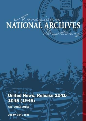 United News, Release 1041-1045 (1945) DRESDEN BLASTED, LEADERS VISIT WESTERN FRONT