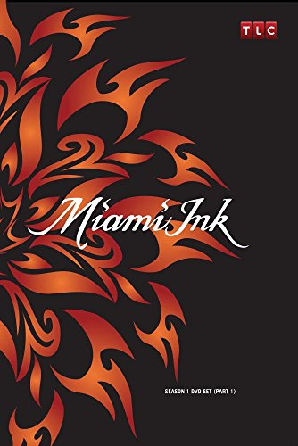 Miami Ink Season 1 DVD Set (Part 1)